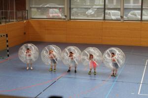 Unsere Sanis waren auch am Wettkampf beteiligt...